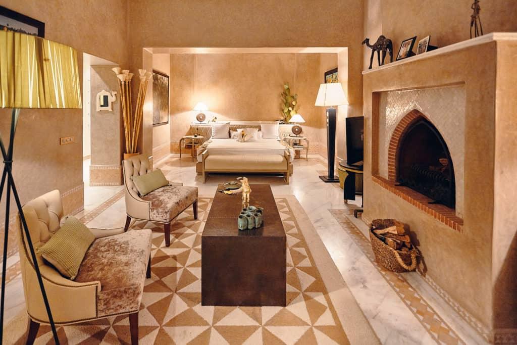 Villa privata a Marrakech shooting fotografico architettura villa marrakech