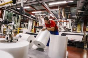fotografo reportage produzione industriale