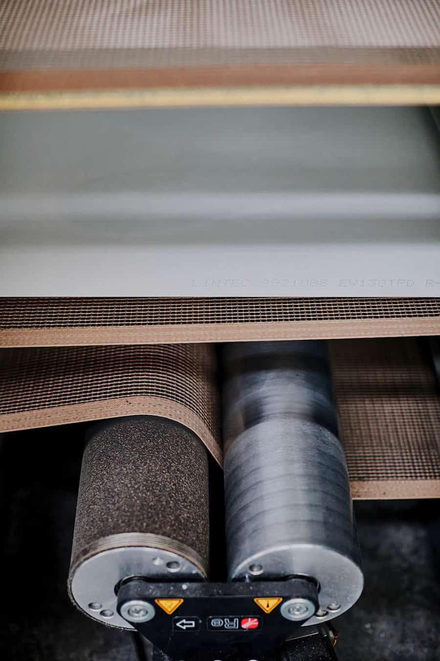 fotografo macchine industriali impianti lavorazione pelle sintex