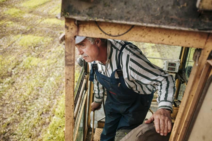 Fotografo pubblicitario per agricoltura imprese settore alimentare surgelati e lavorazione agricola