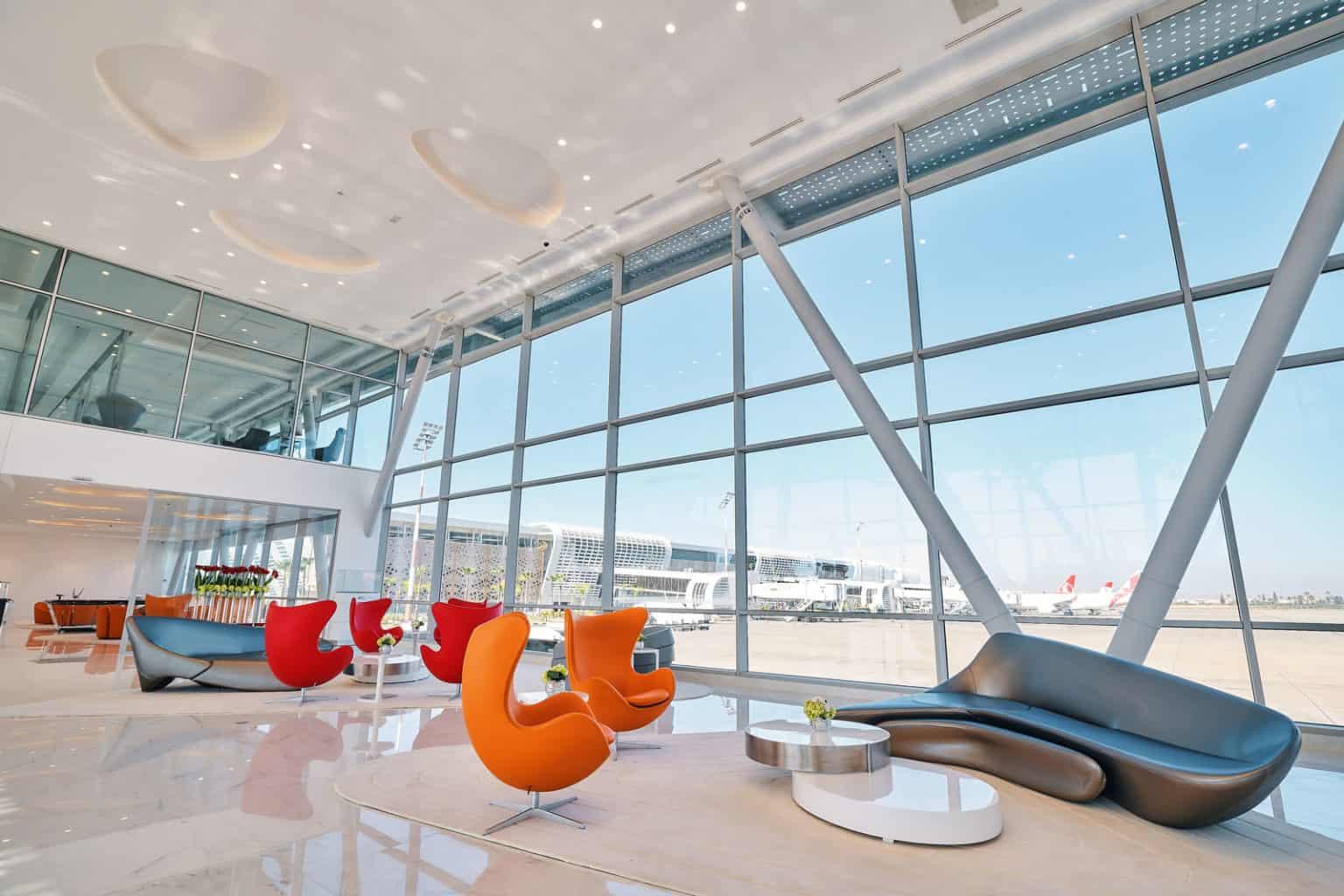 fotografo interni aeroporto arredamento contract uffici e luoghi pubblici fotografo di arredamento