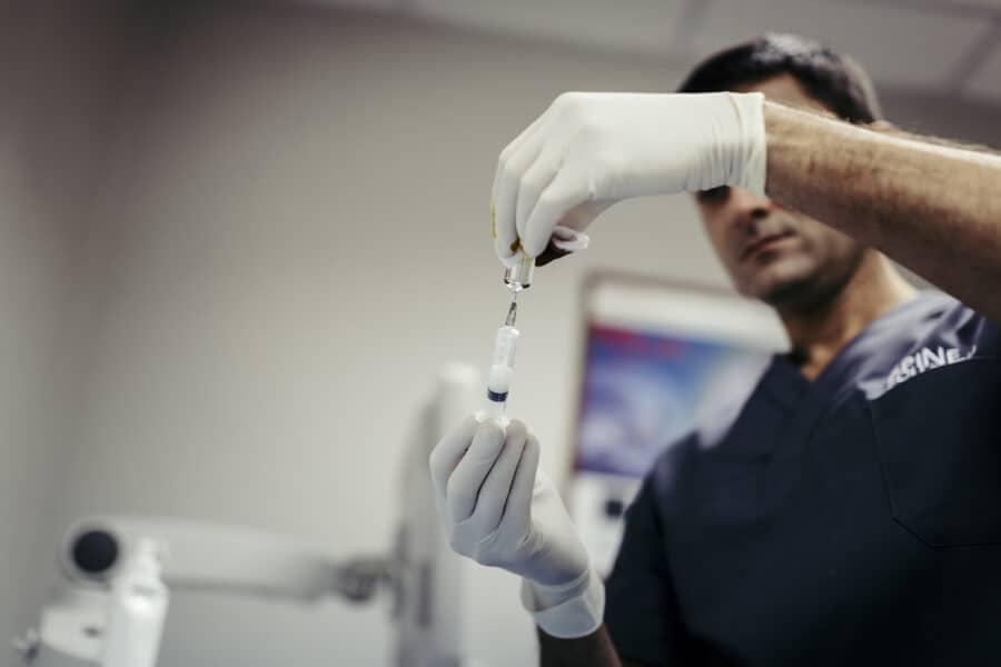 fotografo reportage ambiente medico ospedaliero aziendale