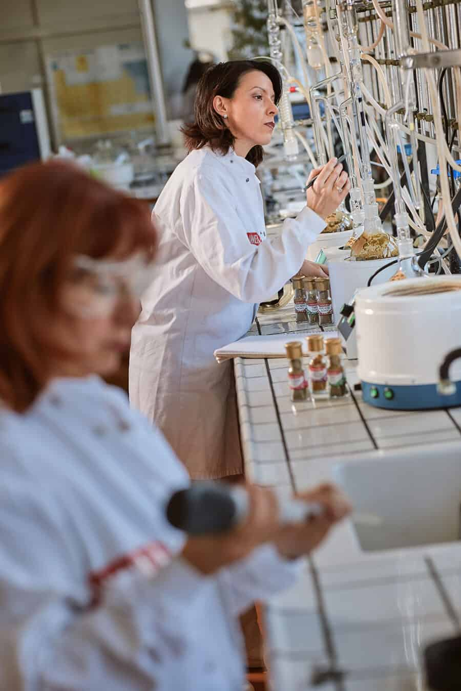 Fotografo reportage industriale alimentare cannamela spezie e condimenti
